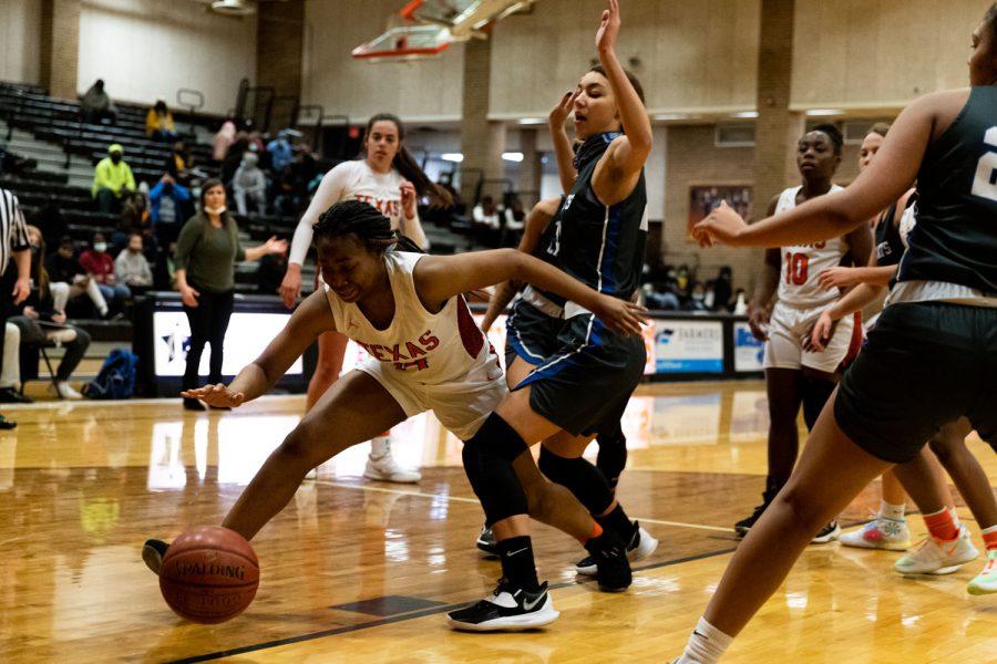 THS v. Sulphur Springs Girls Basketball