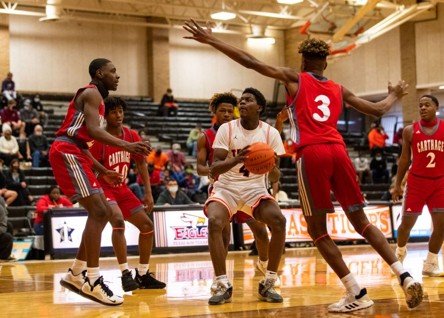 THS v. Carthage Boys Basketball
