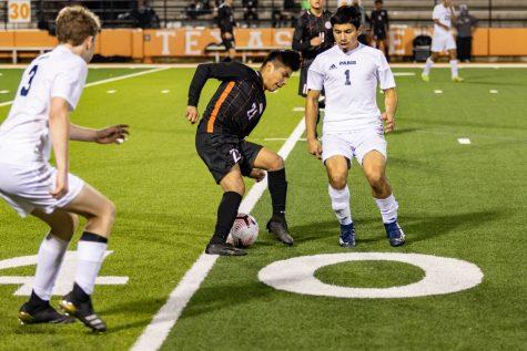 THS v. Paris boys varsity soccer