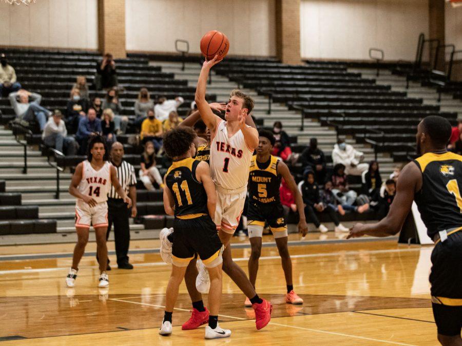 THS v. Mt. Pleasant Boys Basketball