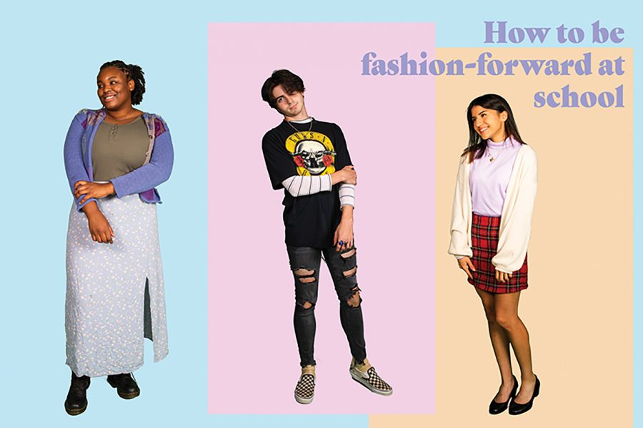 Why not make school a little less of a drag by expressing yourself in a fun and fashionable way?