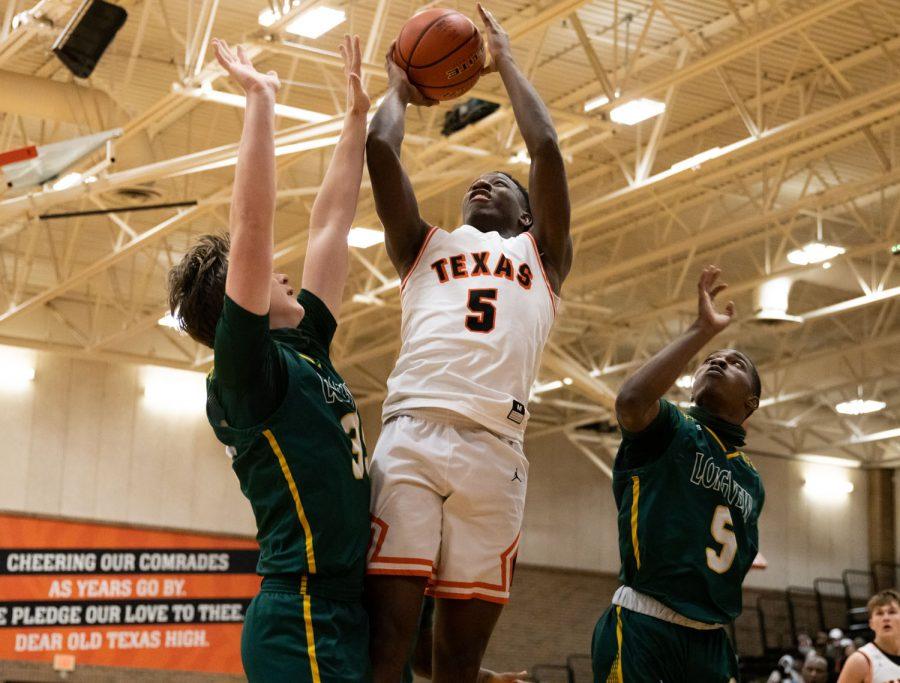 THS v. Longview boys varsity basketball