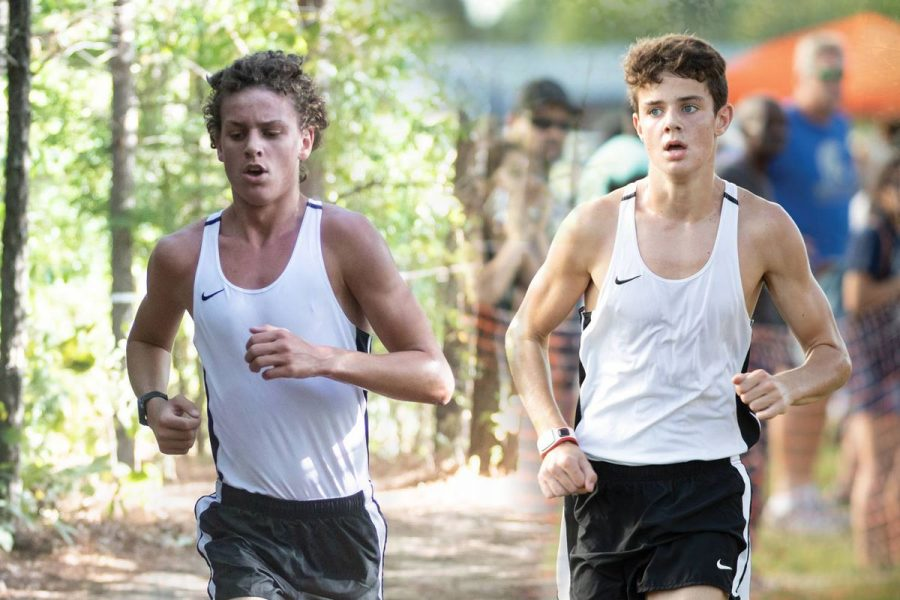 For some, Owen Likin's absence may have left a void in multiple Tiger sports, but his incredible ability will live on for years to come. Younger brother Evan, a junior, continues to blaze a trail of success in the cross country, track and swim programs.
