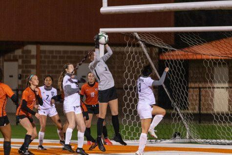 THS v. Paris girls varsity soccer
