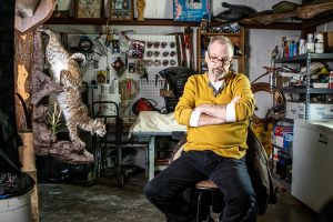 What once was solely a hobby to Donald W. Trumble has since transformed into a business that gives him a purpose behind the start of his day. Arkansas Wildlife Taxidermy is one of the most well known locations for the craft across the city.