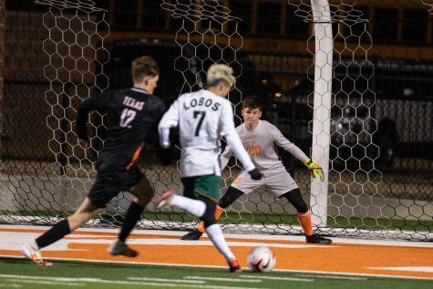 THS v. Longview boys varsity soccer