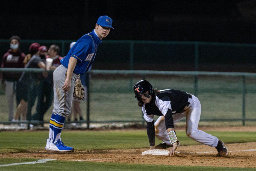 THS v. North Lamar varsity baseball