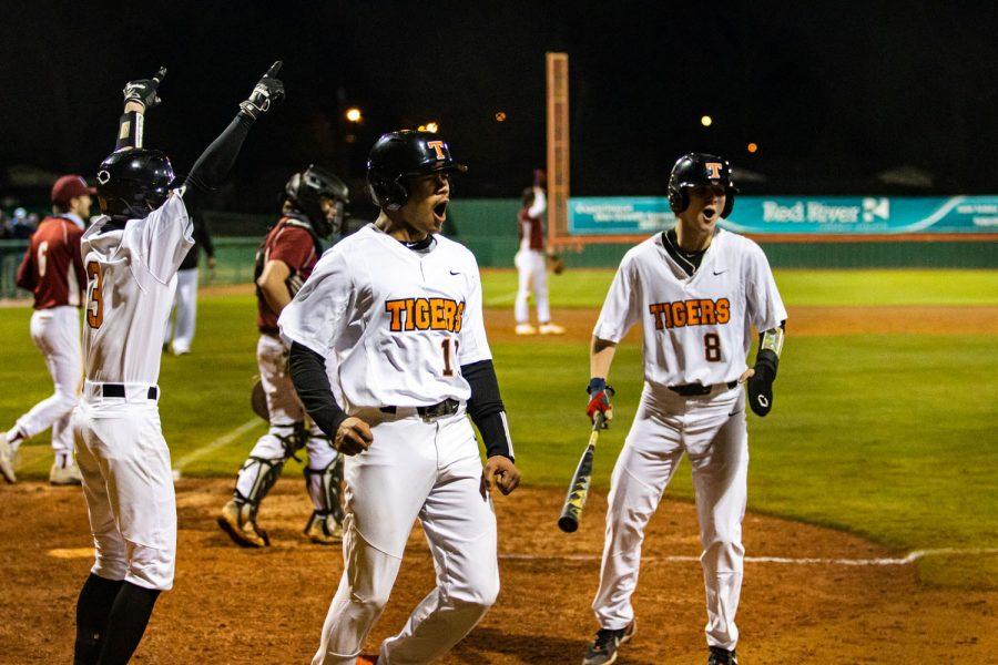 TX vs. AR varsity baseball