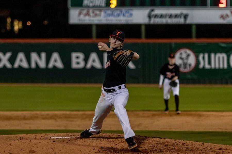 THS v. Captain Shreve varsity baseball