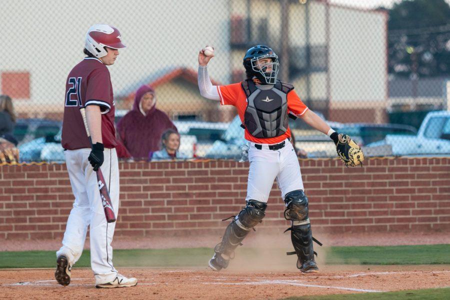 THS vs. Liberty Eylau varsity baseball