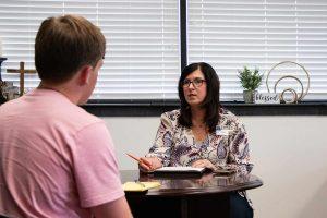 Patti O'Bannon takes over Texas High School principal position after departure of Carla Dupree last May. O'Bannon previously served as Nash Elementary principal within Texarkana ISD.