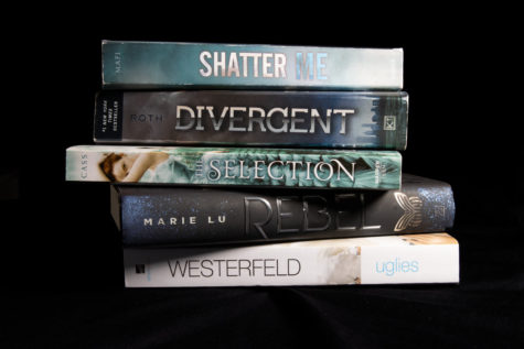 Dystopian literature has surged with popularity in recent years with many new books being published in the genre.