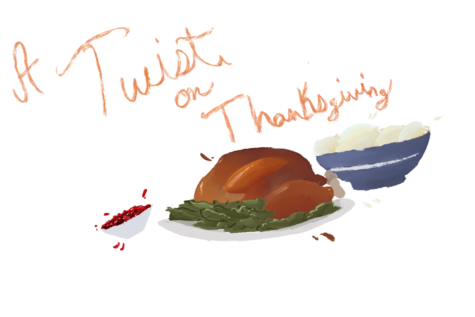 A twisted Thanksgiving